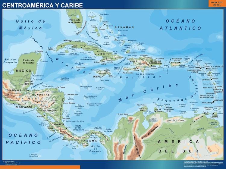 Centroamerica Caribe